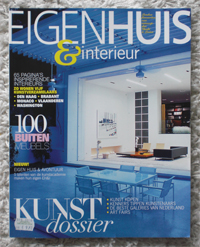 Interieur Tijdschrift Eigen Huis & Interieur