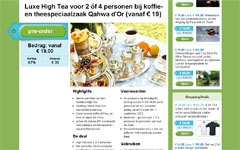 Groupon deals in Amsterdam