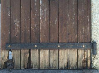 hout blank schuren