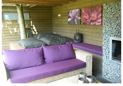 Kussens voor jouw loungeset op maat!