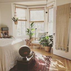 De natuur in de slaapkamer