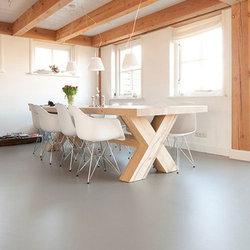 PVC vloer in eigentijds interieur