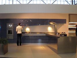 design keuken op de Woonbeurs