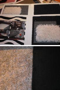 tapijten op de Woonbeurs