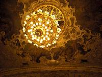 interieur van het Staatsopera Praag