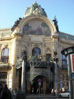 Gemeenschapshuis van Praag