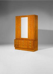 Kast ontworpen door Otto Wagner