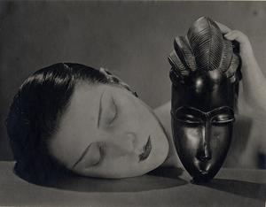 Noire et Blanche van Man Ray