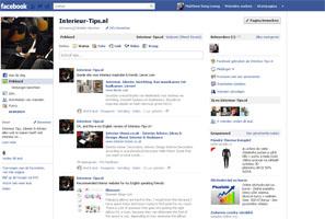 Interieur-Tips.nl op Facebook!