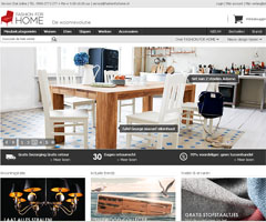 Fashion For Home Website