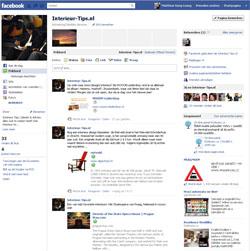 Interieur-Tips.nl op Facebook