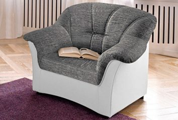 Fauteuil in Chesterfield stijl