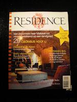 Residence tijdschrift